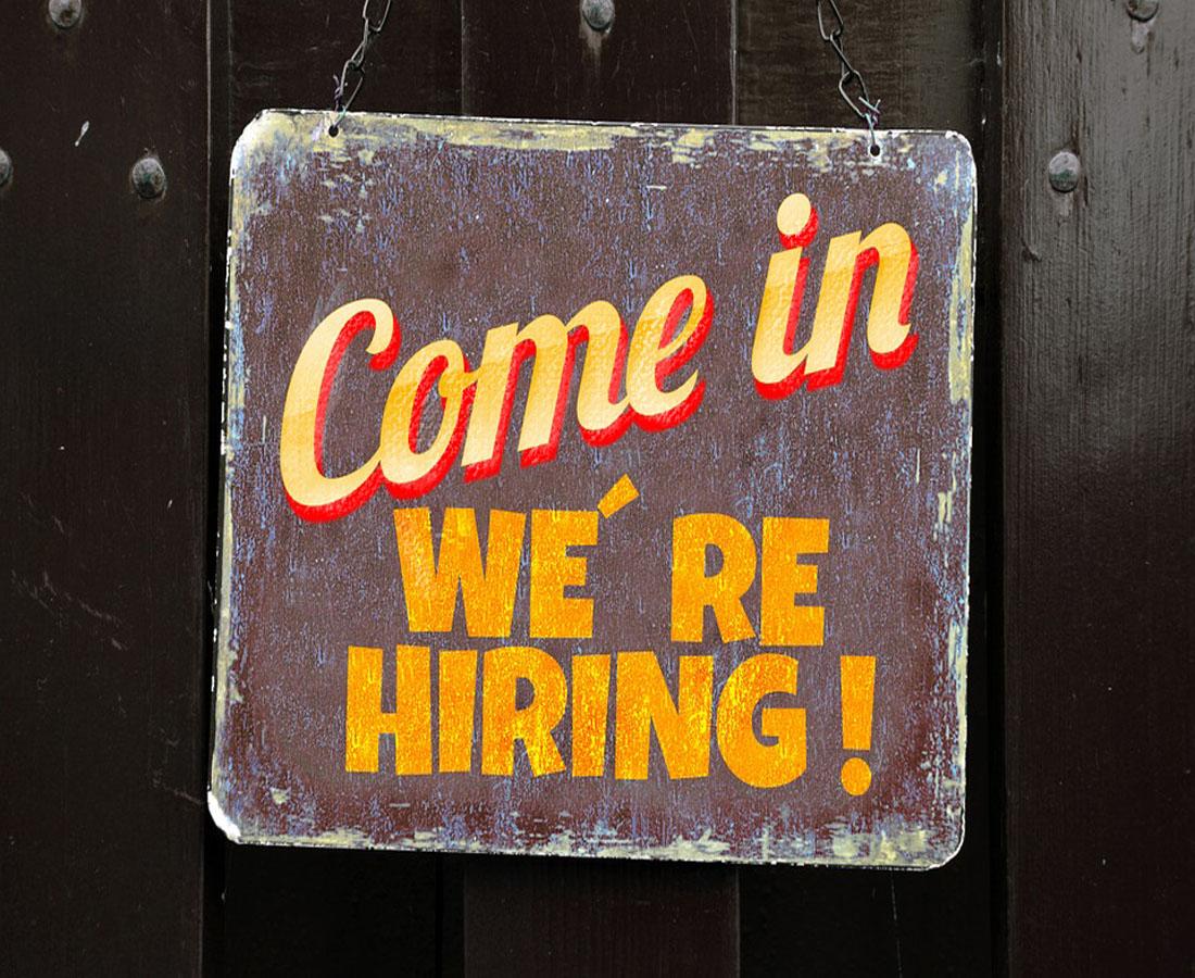 Hot job market but you're unemployed