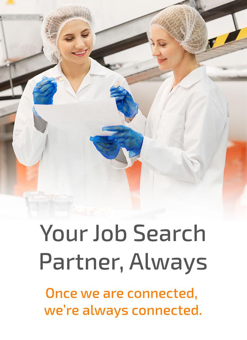 Job-Seekers Dorigan & Associates Food Processing Recruiters