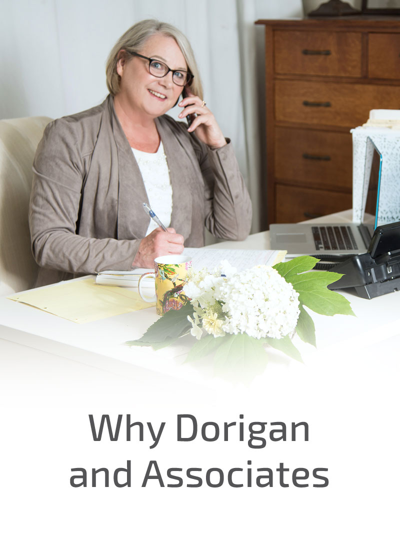 Why Dorigan & Associates